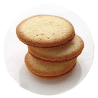 札幌パンケーキクッキー②